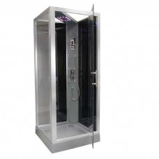 Hidromasāžās dušas kabīne BOX Carolina ZP