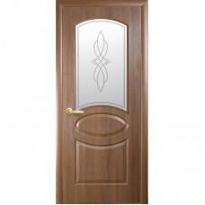 Durvis Fortis R DO (stiklotas)