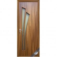 Durvis Lilija DO (stiklotas)