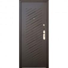 Metāla durvis YF -9003